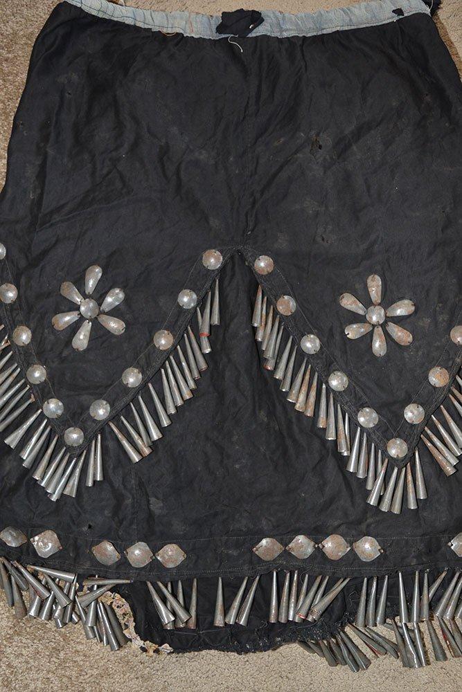 Native American Woodlands Jingle Dress.  Early 1900s. - 5