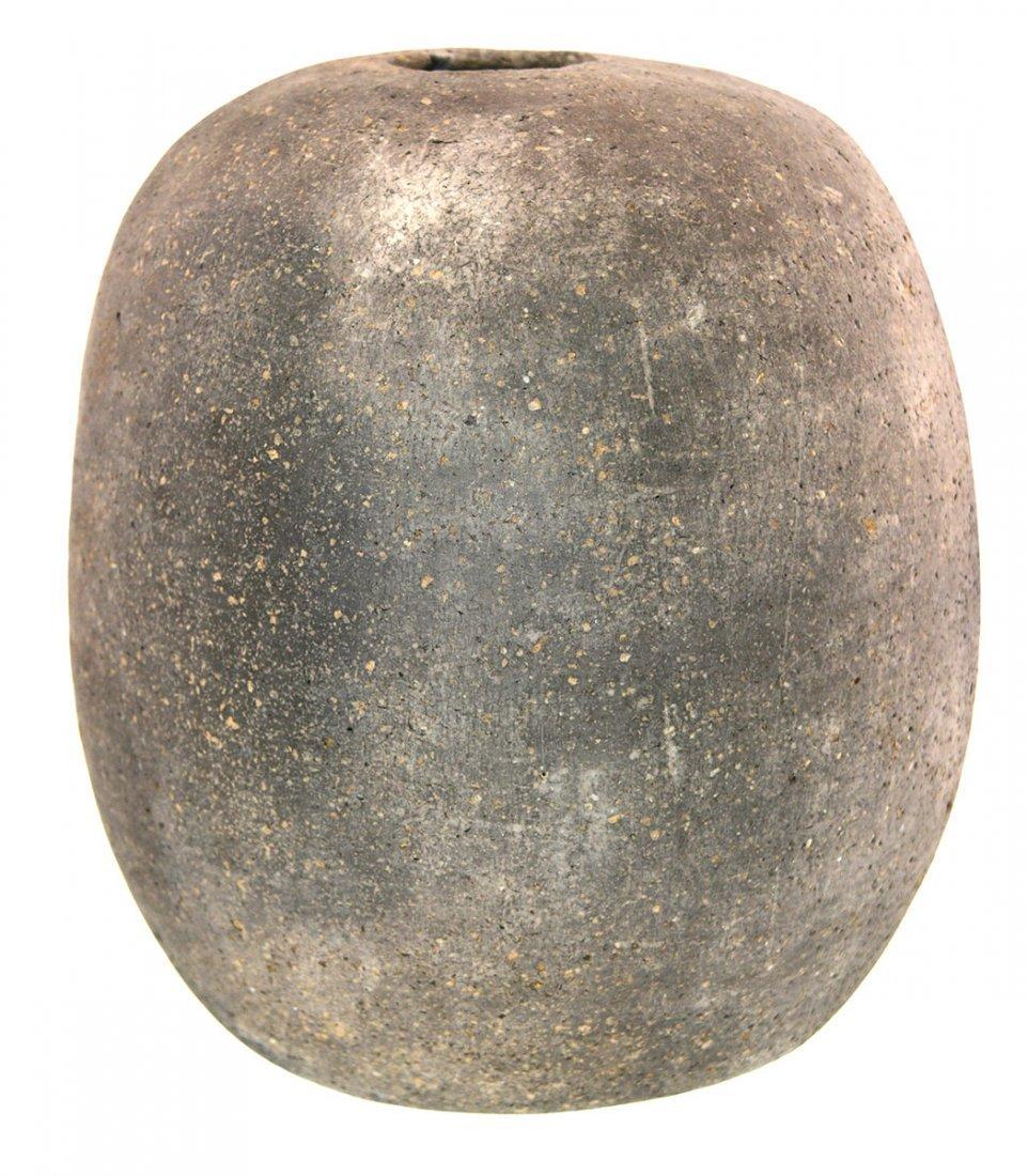 "8 1/2"" H. Seed Jar.  Clark Co, AR.  Reynolds Site. - 2"