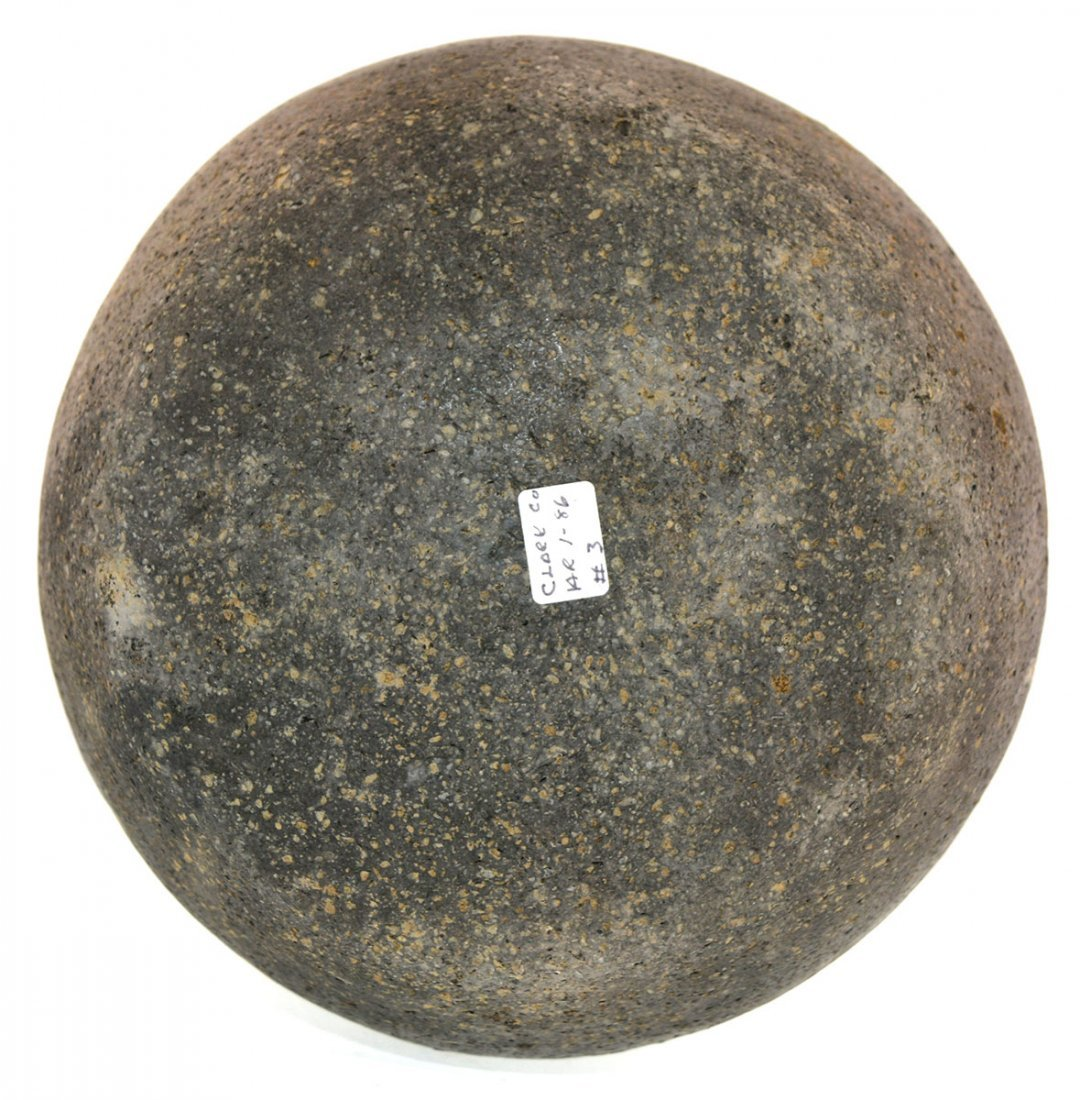 "8 1/2"" H. Seed Jar.  Clark Co, AR.  Reynolds Site. - 3"