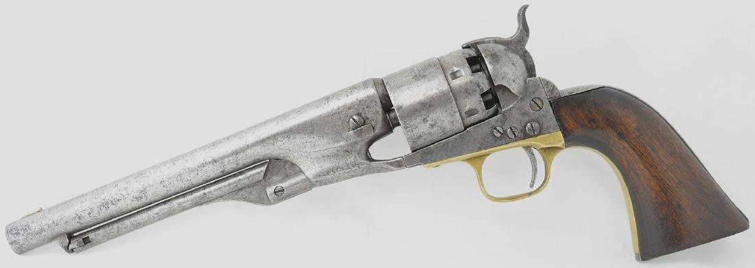 Colt Army Pistol Model 1860.  This cap and ball - 2