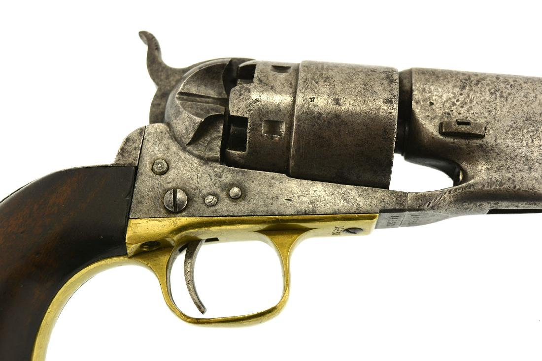 Colt Army Pistol Model 1860.  This cap and ball - 3