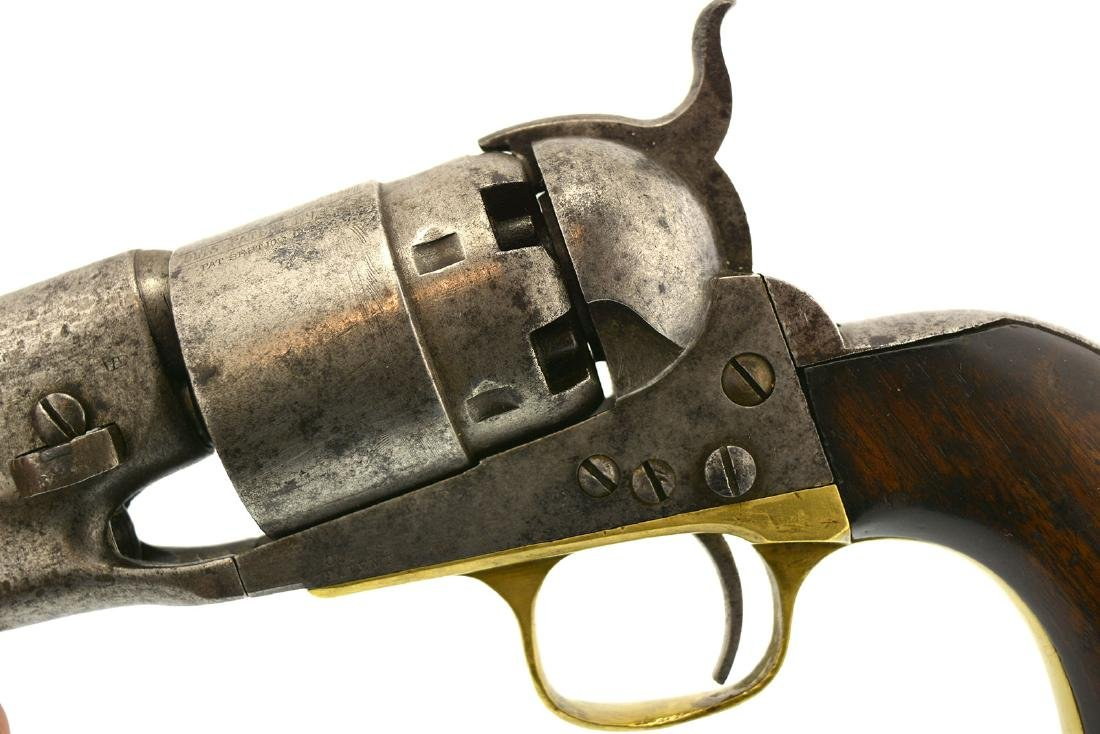 Colt Army Pistol Model 1860.  This cap and ball - 6