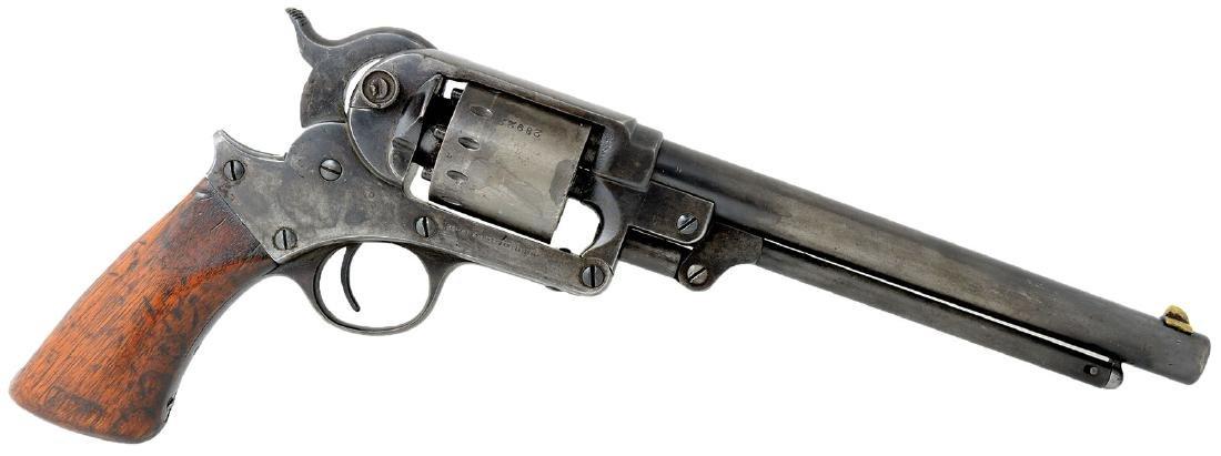 Starr Arms Civil War Revolver Pistol.  Civil War era