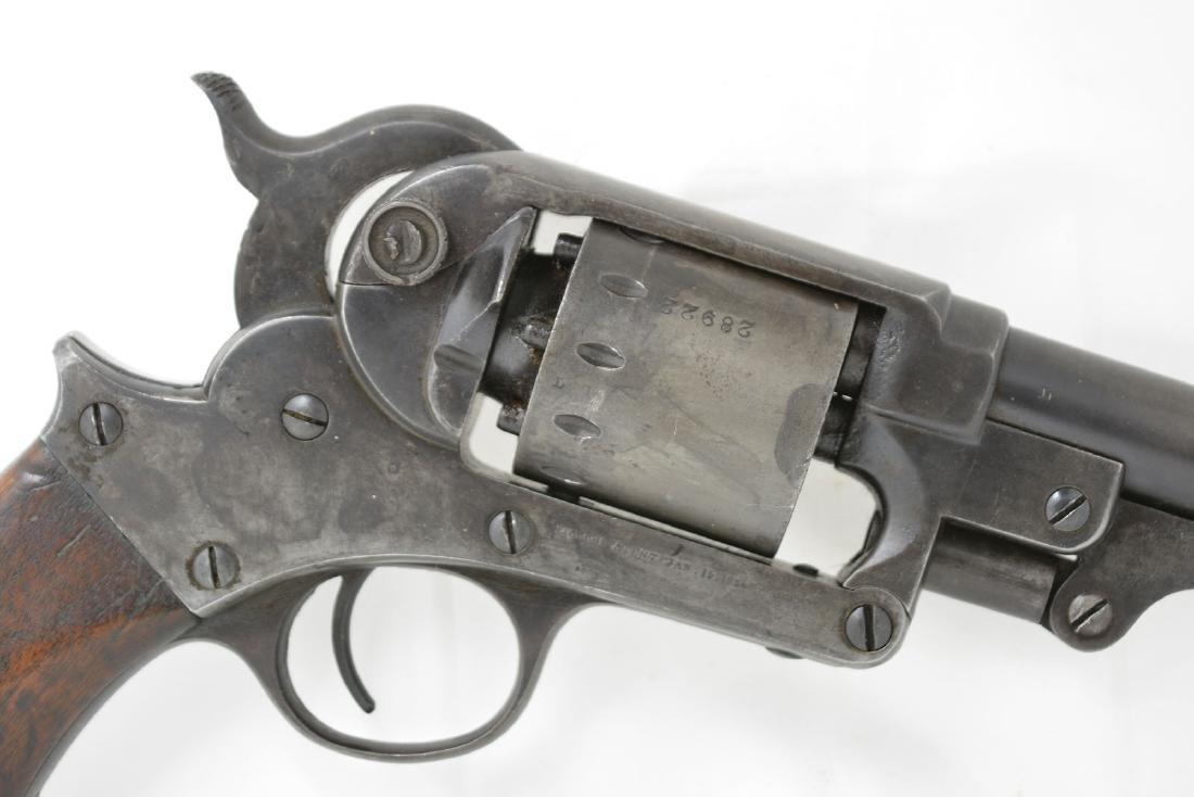 Starr Arms Civil War Revolver Pistol.  Civil War era - 3