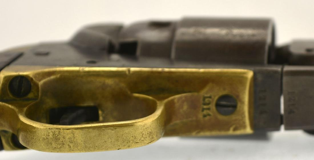 Antique Colt 1851 Navy Pocket Pistol.  36 caliber. - 3