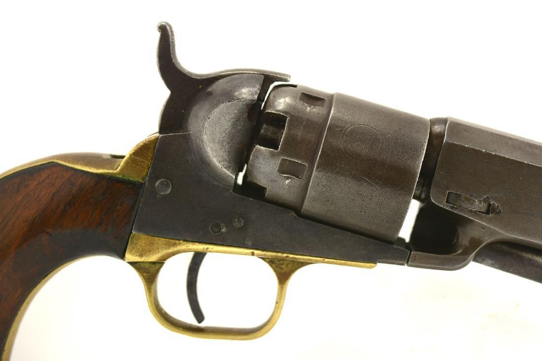 Antique Colt 1851 Navy Pocket Pistol.  36 caliber. - 4