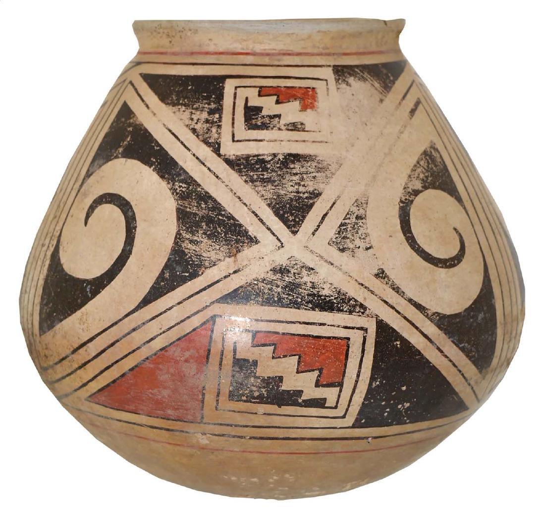 "8 1/4"" H. Casas Grandes Polychrome Jar.  Vintage"
