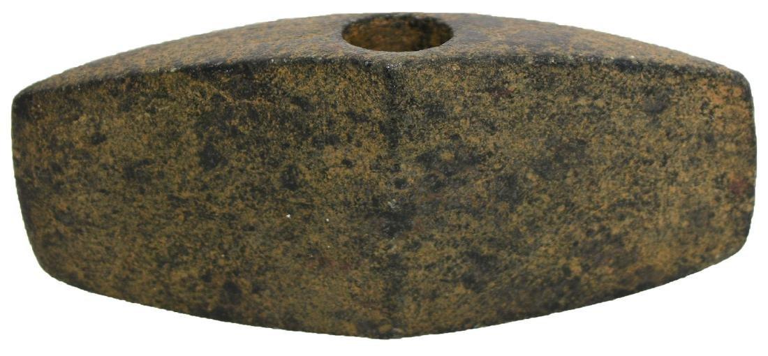 "4"" Rectangular Bannerstone.  KY.  Davis COA - 2"