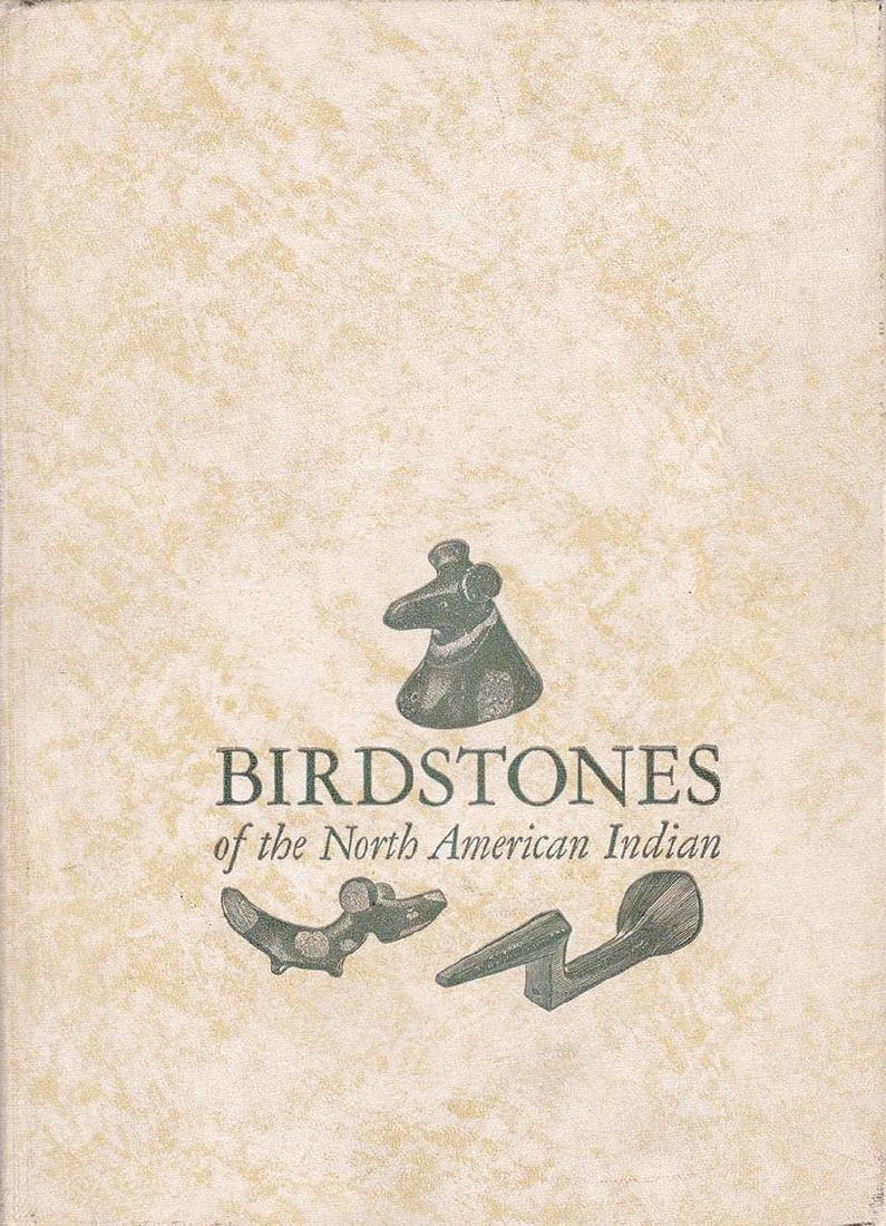 """2 3/8"""" Slate Birdstone.  Pictured Birdstone Book - 4"""