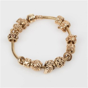 Pandora 14k Bracelet With Retired