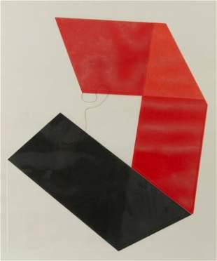 JACK SONENBERG / Dimension No. 1 (1970)