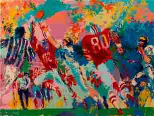 LEROY NEIMAN / Rivalry (1973)