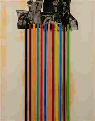 JIM DINE / Tool Box 10 (1966)