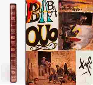 SALVADOR DALI / Babaouo (1978, 8 pencil signed prints)