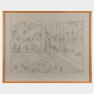 CHERYL GOLDSLEGER / Inverse: Open Section (1987)
