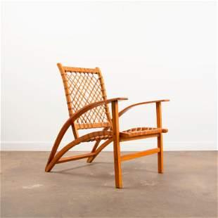 CARL KOCH (Attr.) / Tubbs Sno-Shu Chair