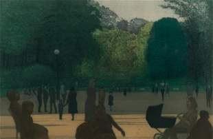 HAROLD ALTMAN / Jardin (1976)
