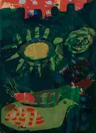 SISTER MARY CORITA KENT / Song of Songs (1957)