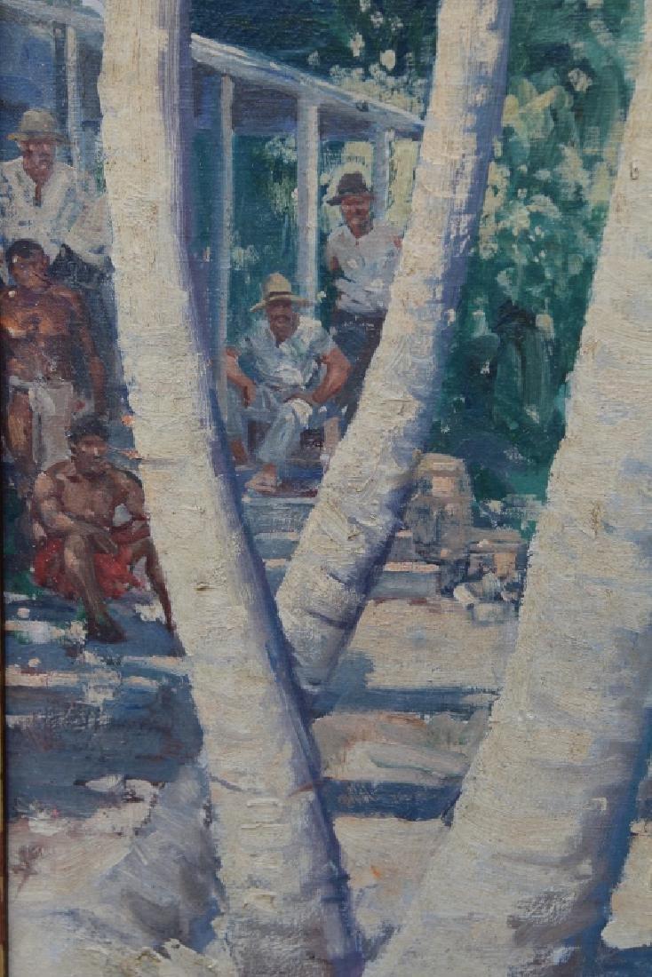 """Anton Otto Fischer (1882 - 1962) """"The Final Trick"""" - 5"""