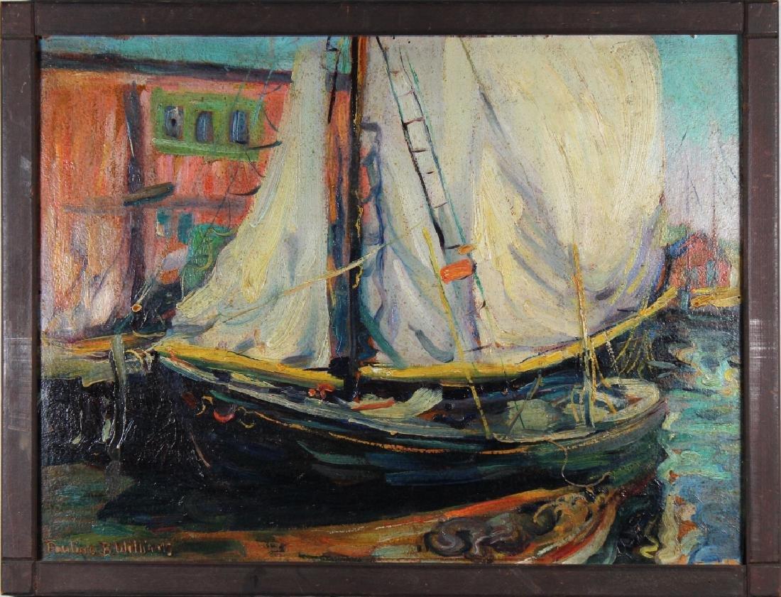 Pauline Williams (Massachusetts, FL 1888 - 1962)