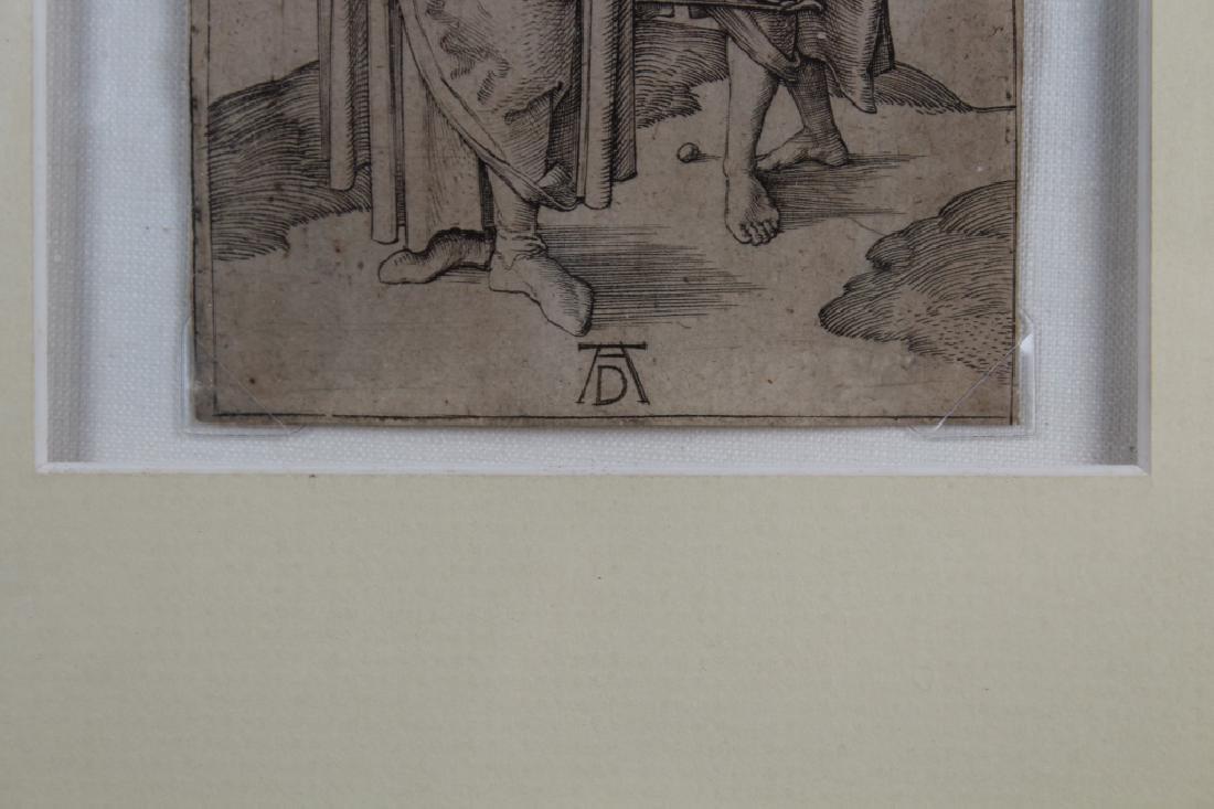 "Albrecht Durer (1471 - 1528) ""Turkish Family"" - 4"