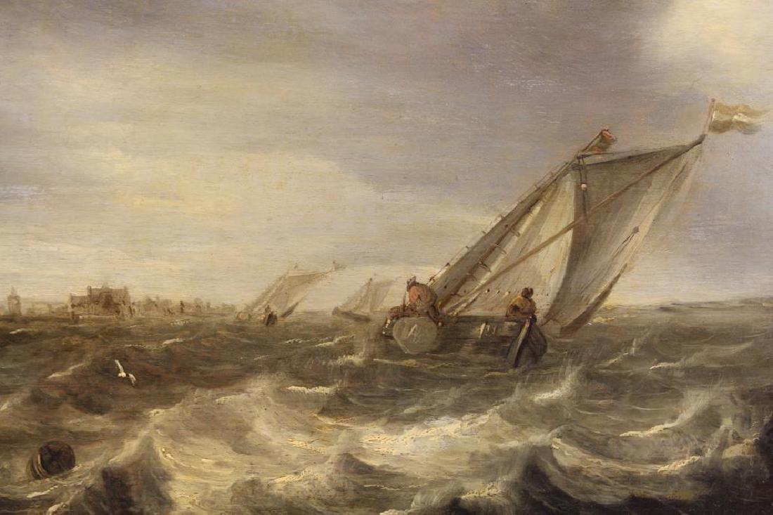 Abraham van Beyeren (1620 - 1690) Ex Christie's - 3