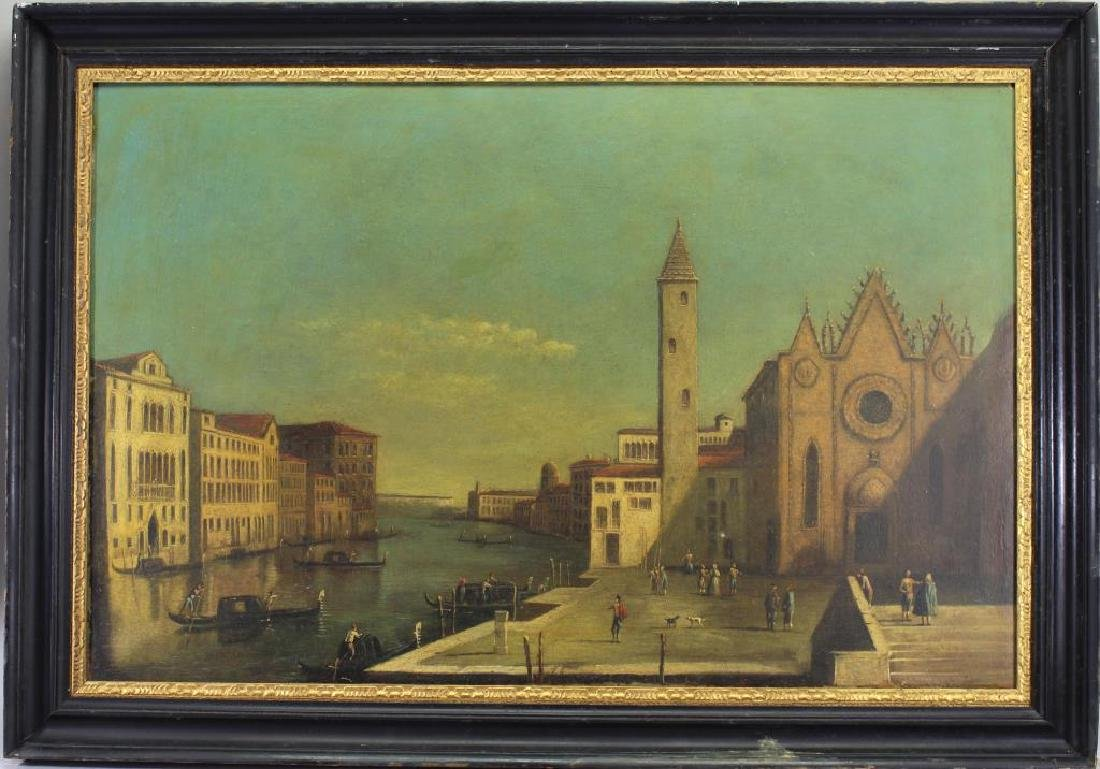 Attr.Francesco Tironi (1745-1800) The Grand Canal