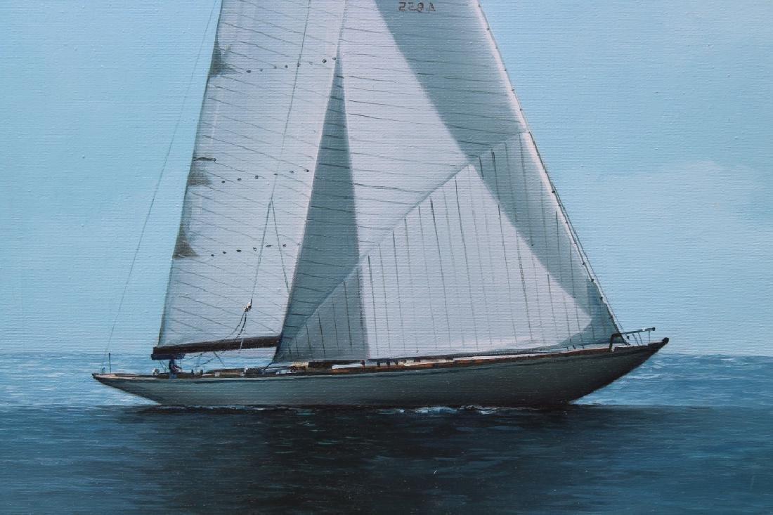 W.L. Fredericks Yacht Portrait - 2