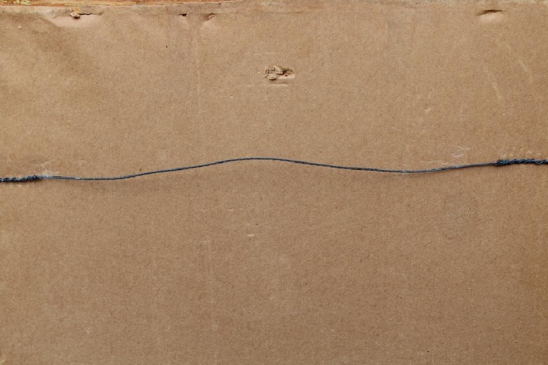 Antique Orientalist Pastel, Signed - 4