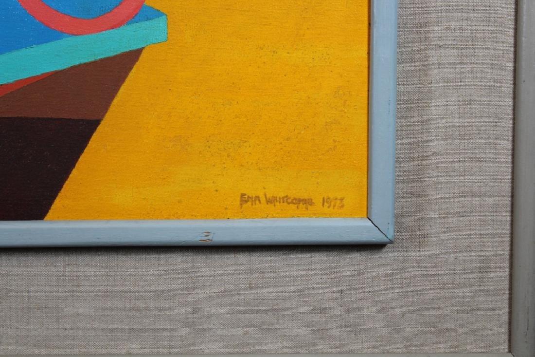 "Ena Whitcomb, ""Mediterranean Beach"" 1973 - 3"