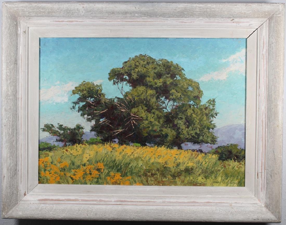 Joan Naylor, Vintage California Landscape Painting
