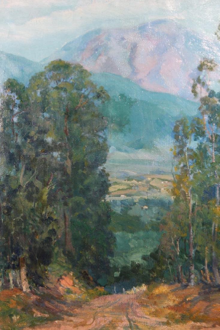 Fredrick Brunish (1902-1952) San Gabriel Mts. CA - 3