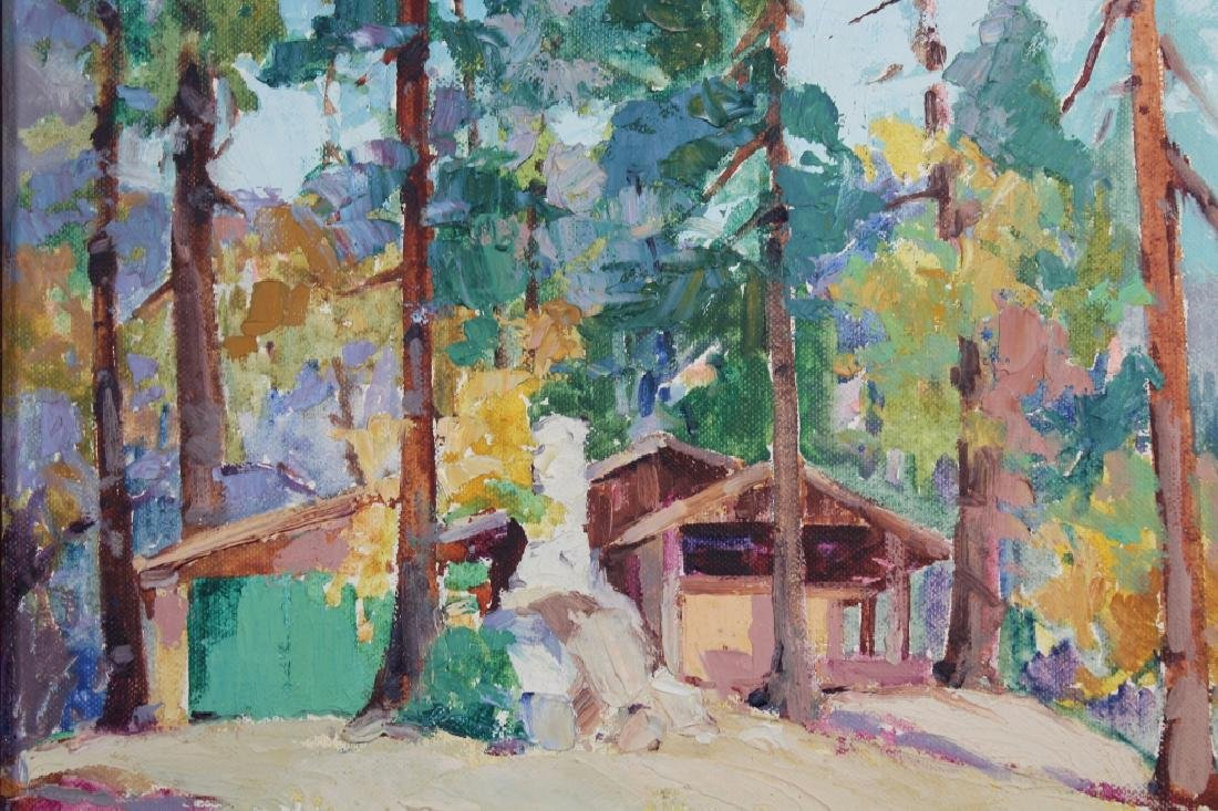 Nell Gertrude Walker Warner (CA, NE,1891 - 1970) - 2