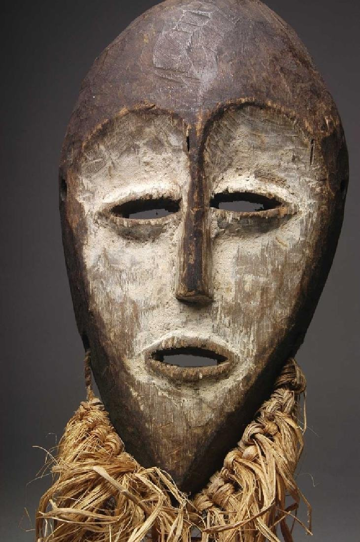 20th C. Bwami Society Mask - 2