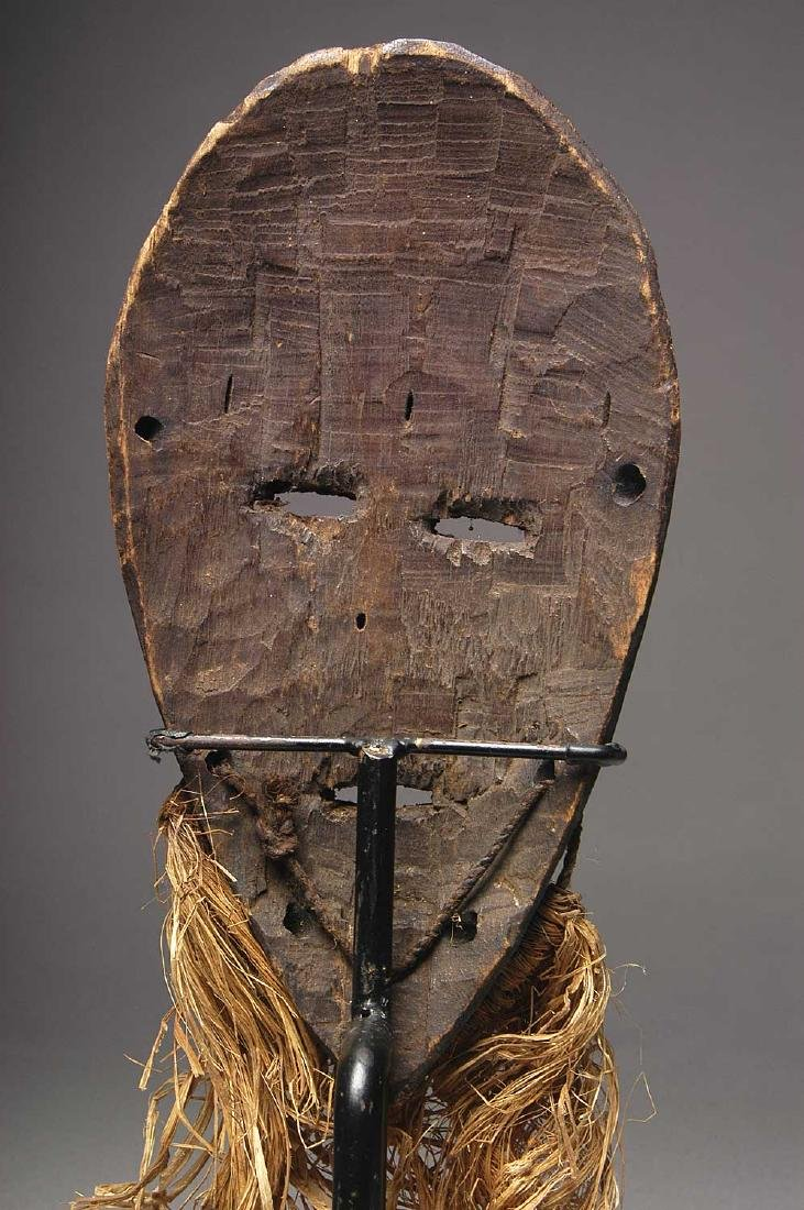 20th C. Bwami Society Mask - 3
