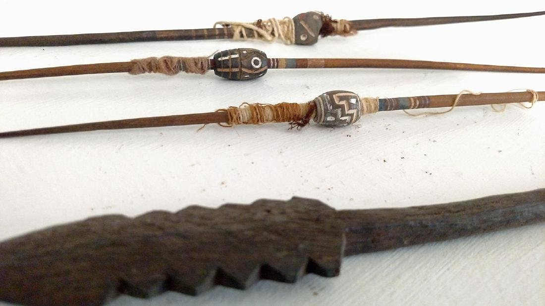 Group of Utility Weaving Tools, Chancay Culture - 2