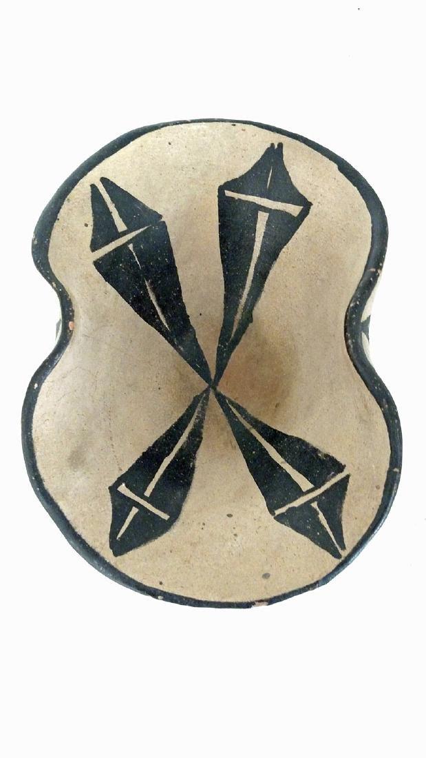 Santo Domingo Pueblo 'Pinched' Bowl - 3