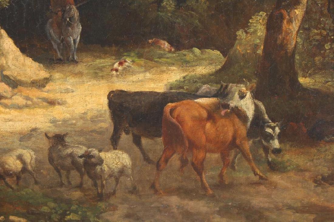 Philip Reinagle (1749 - 1833) Wooded Landscape - 3