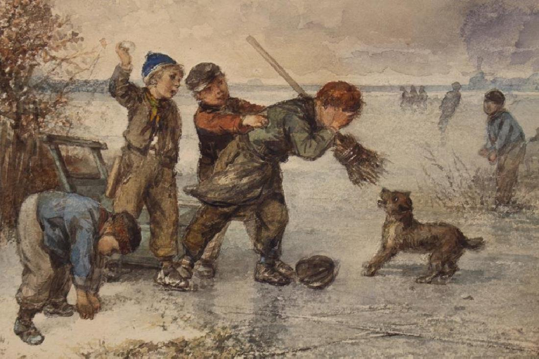 Johan Mari Henri Ten Kate (1831 - 1910) - 2