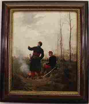 Paul Louis Narcisse Grolleron 1848 1901