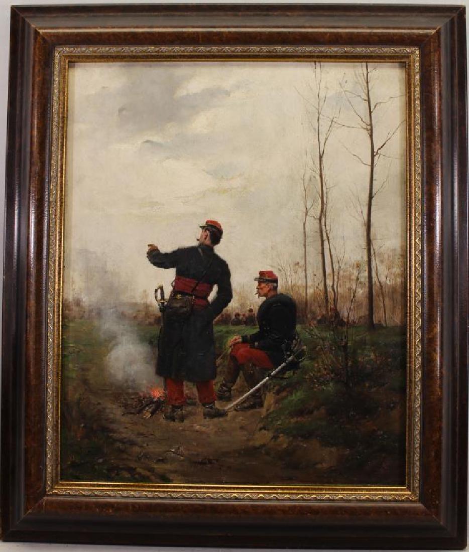 Paul Louis Narcisse Grolleron (1848 - 1901)