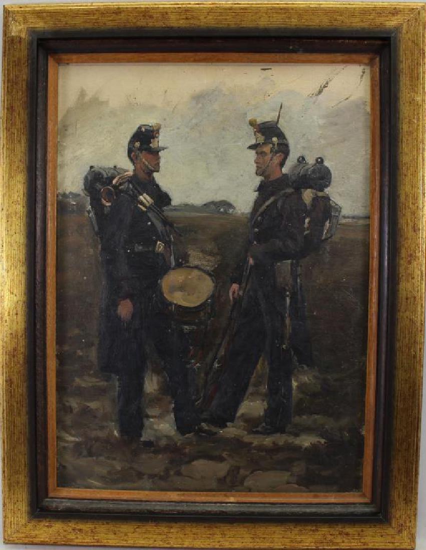 Jan Hoynck Papendrecht (1858 - 1933)