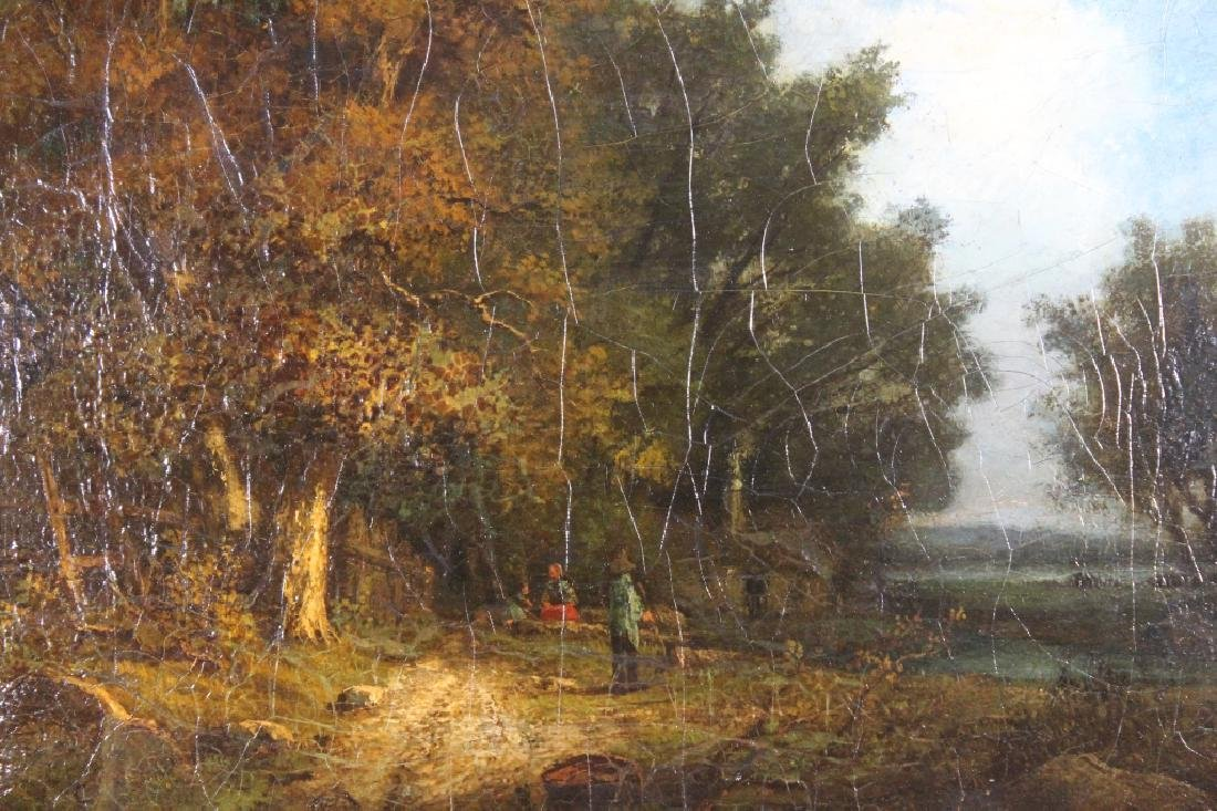 19th C. American School Plein Air landscape - 2