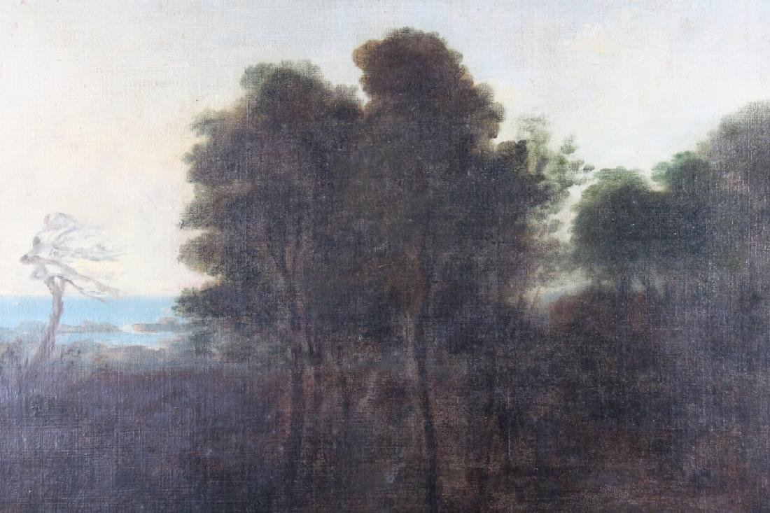 European School, 17th C. Wooded Landscape - 2