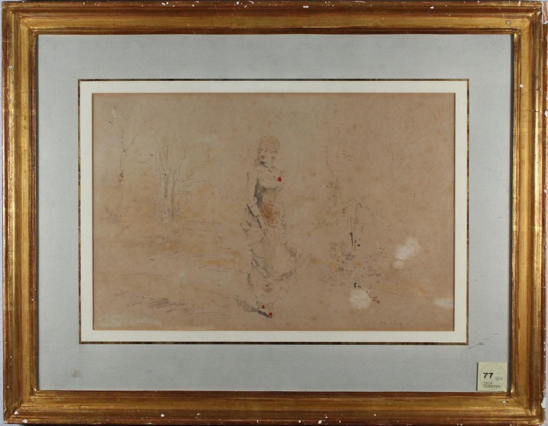 Henry Somm (France, 1844 - 1907)