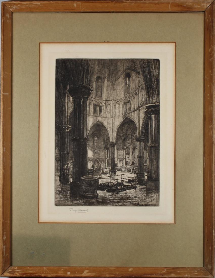 "Percy Thomas (1846 - 1922) ""The Round Church"""