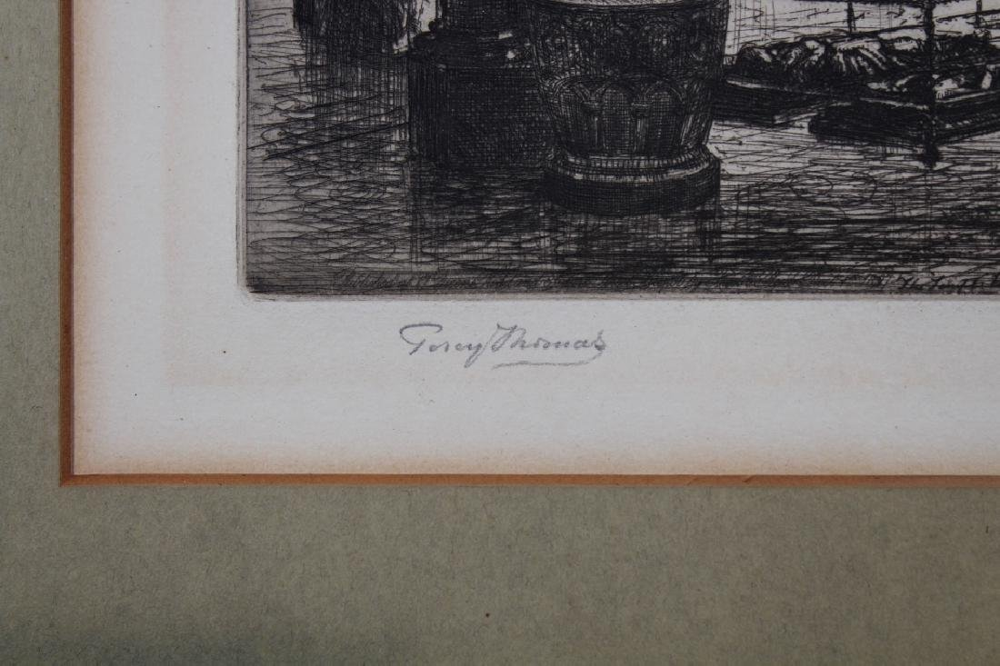 "Percy Thomas (1846 - 1922) ""The Round Church"" - 3"