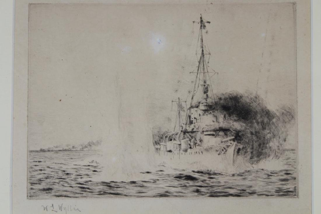 William Lionel Wyllie (1851 - 1931) - 2