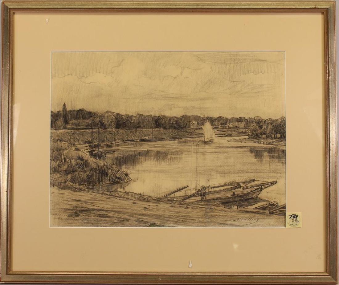 Nicolaes (Nicolaas) Van Der Waay (1855 - 1936)