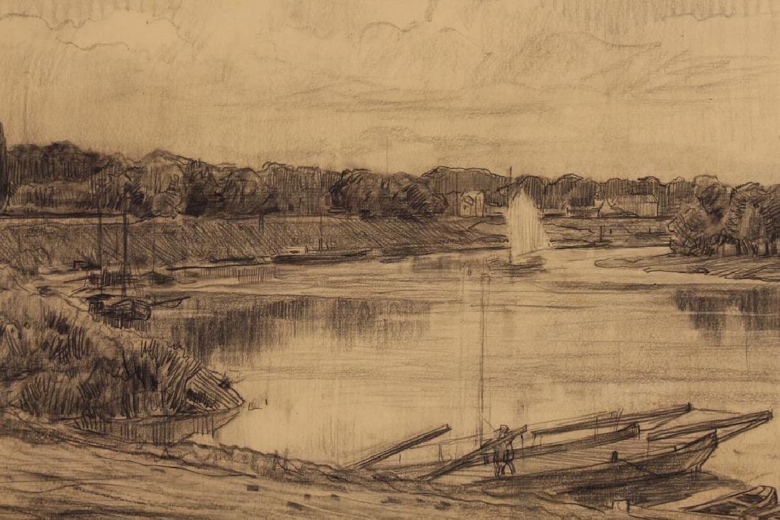 Nicolaes (Nicolaas) Van Der Waay (1855 - 1936) - 2